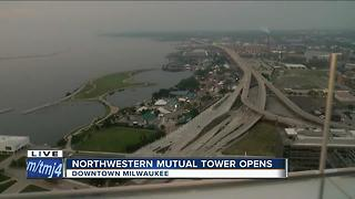 FB: New Northwestern Mutual Tower opens - Video