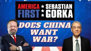 Does China want war? Gordon Chang with Sebastian Gorka on AMERICA First