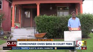 Evanston homeowner avoids jail but now owes nearly $900 in court fines, fees - Video