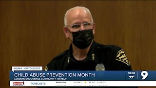 Community leaders look to be proactive to prevent child abuse