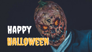 Happy Halloween - Greeting 4 - Video