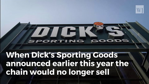 Dick's CEO Considering Taking Gun Ban Even Further, Targeting Hunters Now