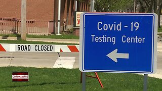 COVID-19 testing sites open in Brown County