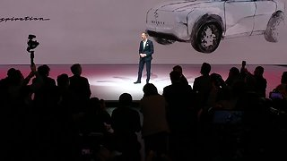 Infiniti shows off QX Inspiration concept at NAIAS, promises electric fleet in 2021