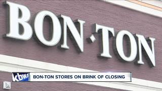 Bon-Ton stores on brink of closing