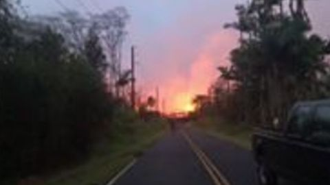 Gas Emissions Remain High Due to Active Fissures in Puna