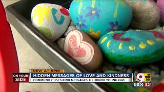 Messages of love, kindness in honor of Charlotte Criger - Video