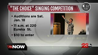 """""""The Choice"""" singing competition returning"""