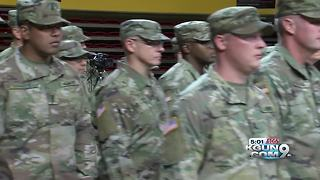 Arizona National Guard infantry battalion to deploy overseas