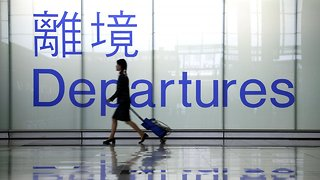 US Issues New Travel Warning For China - Video