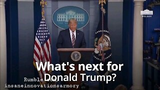 What Could Be Next For President Trump!?