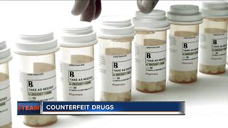 Fake meds draw concerns from online pharmacy users - Video