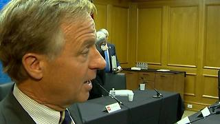 Haslam Discusses School Bus Safety After Deadly Crash