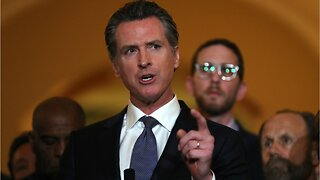 California Governor Issues Order For Residents To 'Stay At Home'