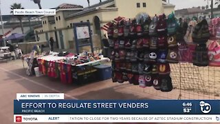 In-Depth: Street vendors becoming a nuisance along San Diego boardwalks