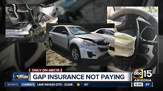 LJK helps a family with GAP insurance coverage