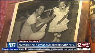 2 Works For You Problem Solvers: broken heat restored - Video