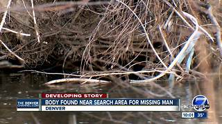 Man's body found in the South Platte River, police investigating - Video