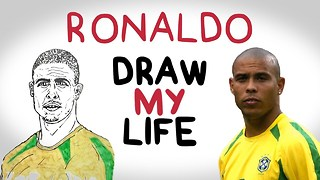 DRAW MY LIFE with Ronaldo! - Video