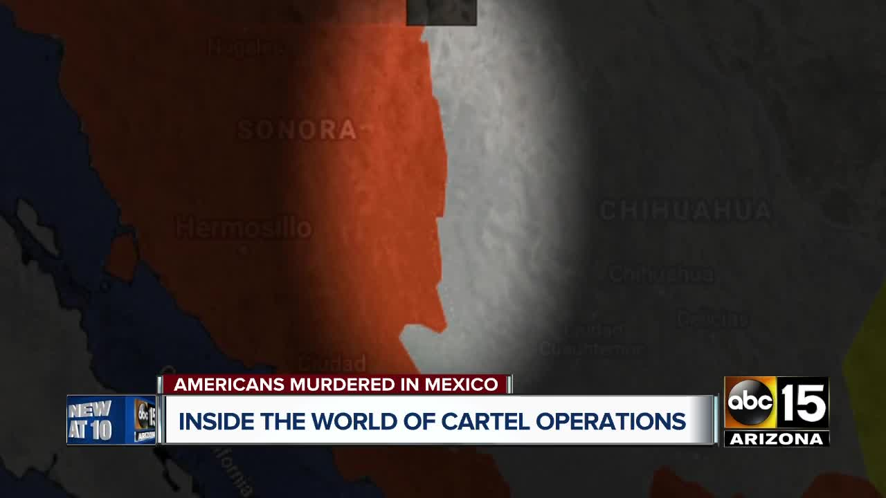 Americans murdered in Mexico