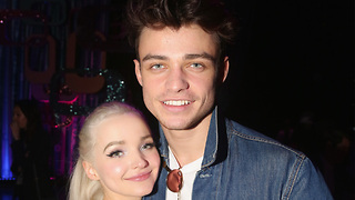 Dove Cameron REVEALS Intimate Details About Boyfriend Thomas Doherty!