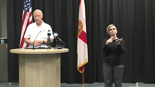 St. Lucie County leaders give COVID-19 update