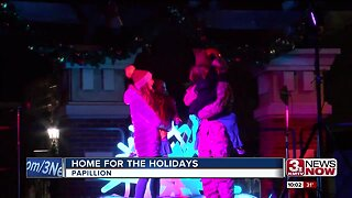 Air Force pilot surprises family for Thanksgiving