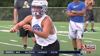 OSI Pigskin Preview: Millard North - Video