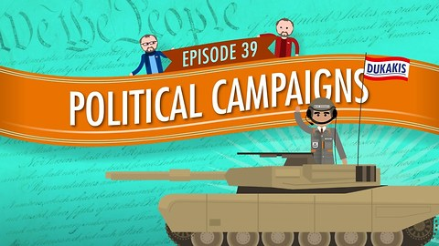 Political Campaigns: Crash Course Government #39