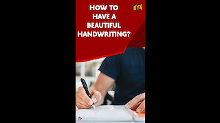 Top 4 Ways To Improve Your Handwriting