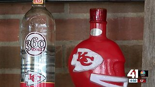 50 years later, McCormick Distilling Company makes 2nd limited-edition Chiefs spirit