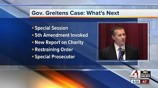 Week in review: Where does Missouri Gov. Eric Greitens stand?