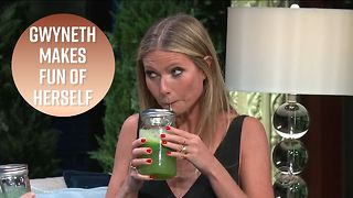 The best 3 lines from Gwyneth Paltrow's Goop parody - Video