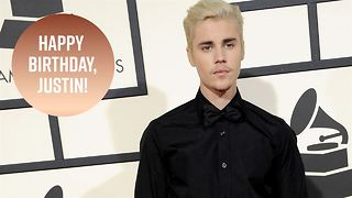 Justin Bieber celebrates 24th birthday without Selena - Video