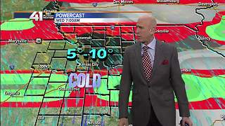 Gary Lezak Tuesday Evening Forecast Update 2 6 18 - Video