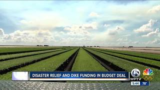 Senate's budget deal includes disaster relief money - Video