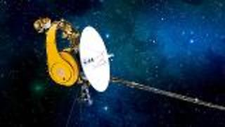 Voyager Detects Interstellar Music - Video