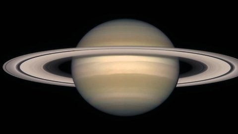 Scientists Say Saturn Hasn't Always Had Its Iconic Rings