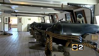Historic Ships in Baltimore - Video