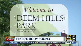 Dangerous heat in Phoenix, hiker found dead - Video