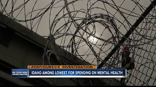 Mental Health Prisons
