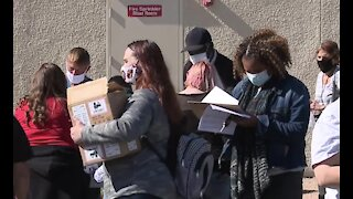 Vaccinating people experiencing homelessness in Nevada
