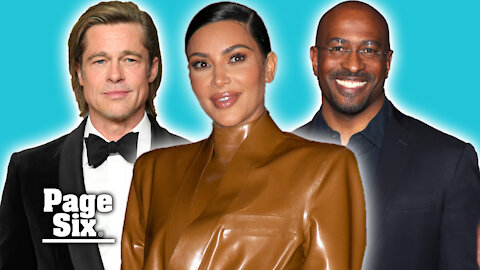 Is Van Jones perfect for Kim Kardashian?