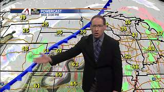 Jeff Penner Monday Night Forecast Update 1 8 18 - Video