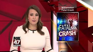 One killed in suspected drunk driving crash in Williamston