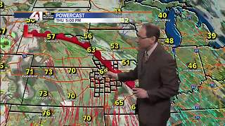 Jeff Penner Tuesday Afternoon Forecast 2 Update 3 20 18 - Video