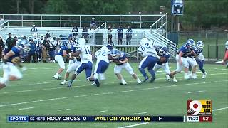 Watch Part 2 of WCPO's 'Friday Football Frenzy' for Sept. 8, 2017 - Video