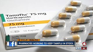 Tamiflu in high demand this flu season - Video