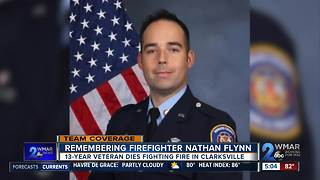 Remembering Firefighter Nathan Flynn