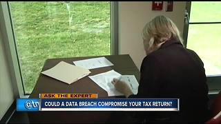 Could a data breach compromise your tax return? - Video